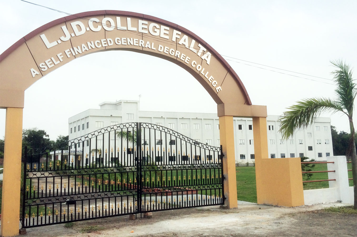 LJD College Campus