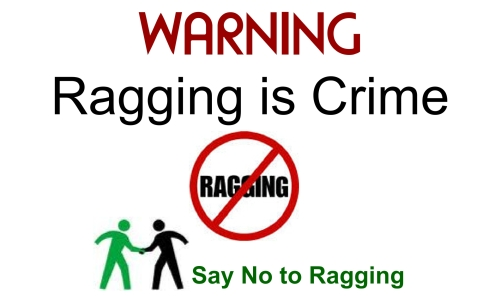 Anti-ragging